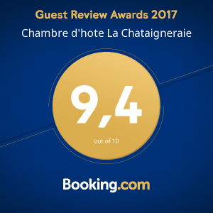 Booking review score 2017